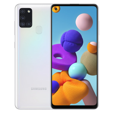 "Samsung A21s 6,5"" Smartphone - Wit 32GB"