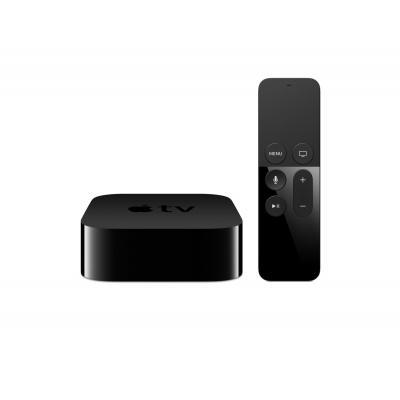 Apple : TV 64GB - Zwart