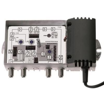 Triax signaalversterker TV: GHV 920 - Zwart, Metallic