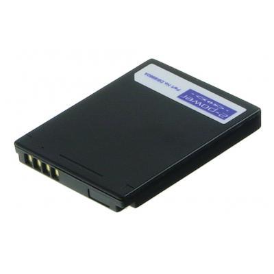 2-Power DBI9950A Batterijen voor camera's/camcorders
