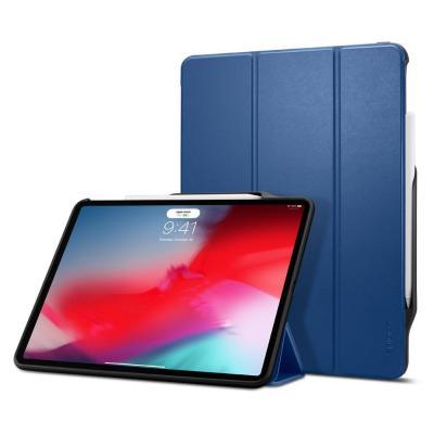 """Spigen iPad Pro 12.9"""" (2018) Case Smart Fold 2 Tablet case - Blauw"""