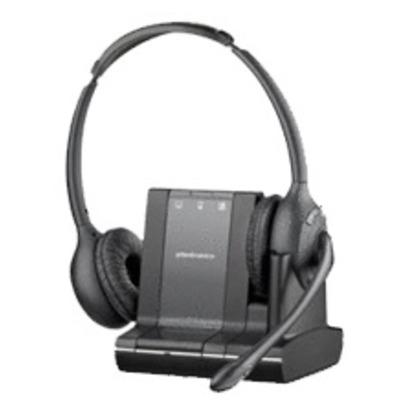 Plantronics headset: Savi W720 - Zwart