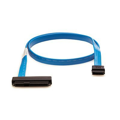 Hewlett packard enterprise kabel: SAS min-min kabelsysteemkit, 1 x 2 m