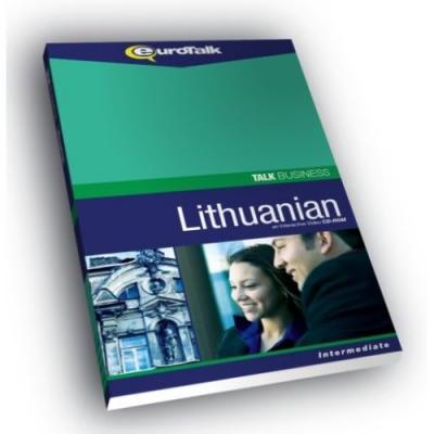 Eurotalk educatieve software: Talk Business, Leer Litouws (Lithuanian) (Gemiddeld, Gevorderd)