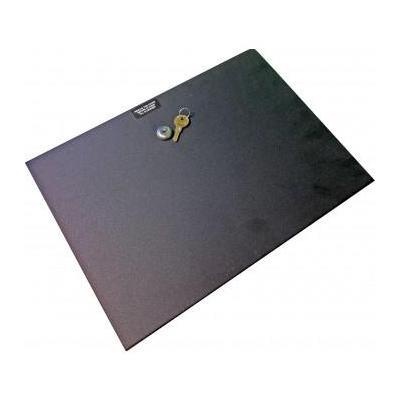 APG Cash Drawer E3000 Steel Locking Till Cover - Zwart