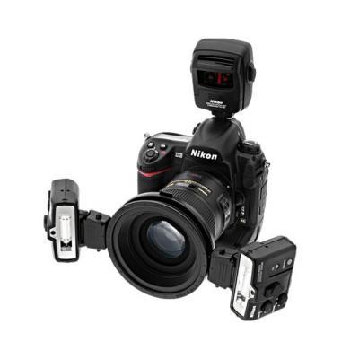 Nikon camera flitser: Commander Kit R1C1 - Zwart