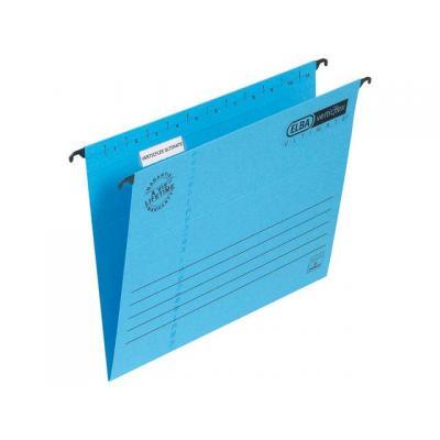 Elba hangmap: Hangmap Verticflex A4 V blauw/ds 25