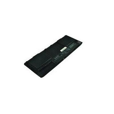 2-power batterij: Main Battery Pack 11.1V 3800mAh HP Revolve 810 Tablet - Zwart