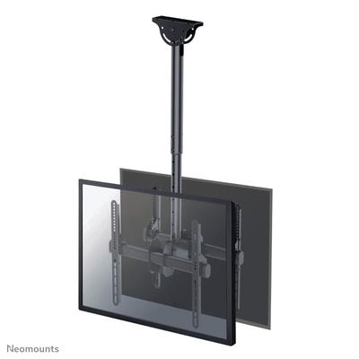 Neomounts by Newstar Select monitor plafondsteun TV standaard - Zwart