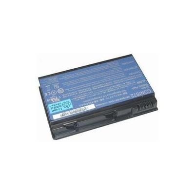 Acer batterij: BT.00804.019. Capacité de la batterie: 4800 mAh, Technologie batterie: Lithium-Ion (Li-Ion), Produits .....