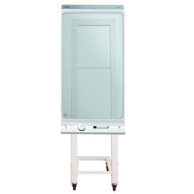 """Newstar TV standaard: De NS-SKM100WHITE is een verrijdbaar meubel voor Smartkapp t/m 42"""" (105 cm). - Wit"""