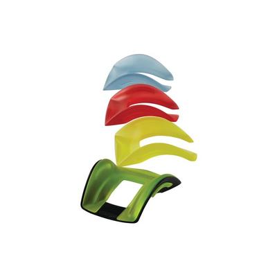 Kensington SmartFit Polssteun - Zwart, Blauw, Groen, Rood, Geel