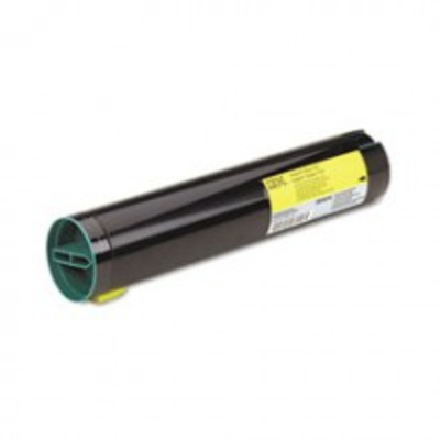 InfoPrint for IBM Color 1767, Yellow, 24000 Pages Toner - Geel