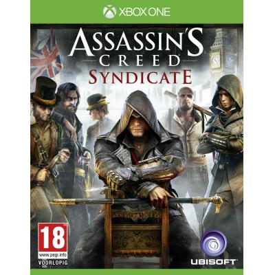 Ubisoft game: Assassin's Creed Syndicate, Xbox One