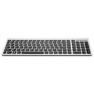 Lenovo Wireless keyboard SK8861, white Toetsenbord - Wit
