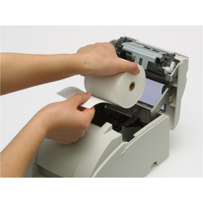 Epson TM-U220PD Pos bonprinter - Zwart