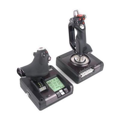 Logitech game controller: X52 Pro Flight Control System