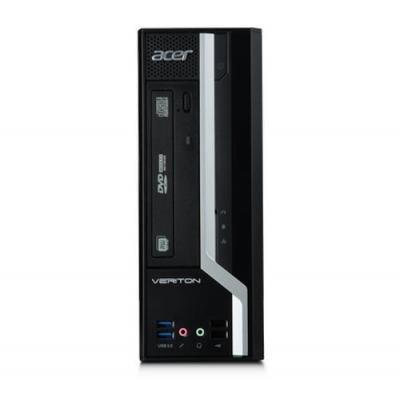 Acer pc: Veriton X4620G SFF i3-3240/4GB/160GB/DVD/W8P COA (Refurbished LG)