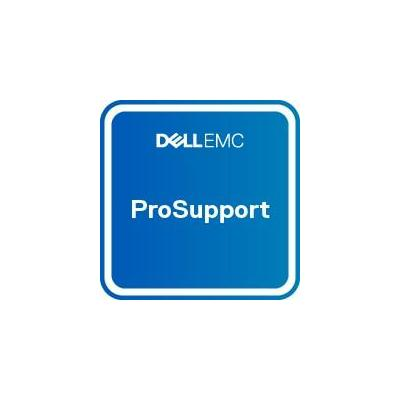 Dell garantie: 3Y Basic Onsite Service – 3Y ProSupport for Enterprise with Mission Critical response