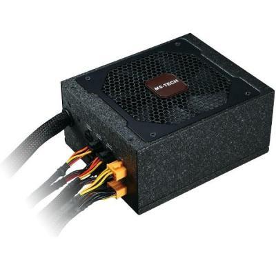 Ms-tech power supply unit: ATX MS-N920-VAL-CM - Antraciet, Grijs