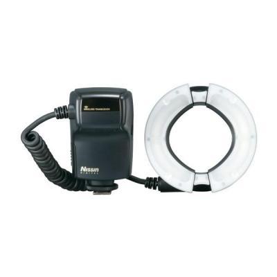 Nissin MF18 Camera flitser - Zwart