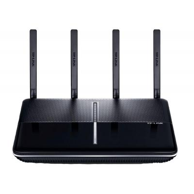Tp-link wireless router: AC2600 - Zwart
