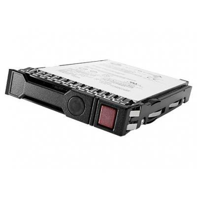 """Hewlett packard enterprise SSD: 400GB 2.5"""" 12G SAS - Aluminium, Zwart"""