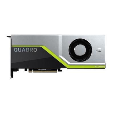 DELL NVIDIA Quadro RTX 6000, 24GB GDDR6, 384-bit, ECC, CUDA 4608, Tensor 576, RT 72, PCI Express 3.0 x 16, 4 x DP + .....