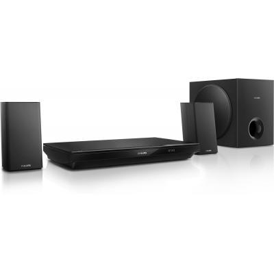 Philips home cinema system: 2.1 3D Blu-ray home cinema HTB3280G/12 - Zwart
