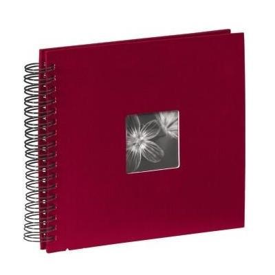 "Hama album: Spiral Album ""Fine Art"", burgundy, 26x24/50 - Rood"