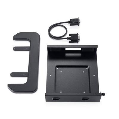 Dell cpu steun: OptiPlex Micro All-in-One Mount voor beeldschermen uit de E-reeks - Zwart