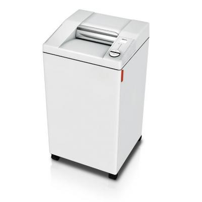 Ideal 2604 SMC / 0,8 x 5 mm Papierversnipperaar - Wit