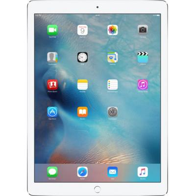 Apple iPad Pro 12.9'' Wi-Fi + Cellular 256GB Silver tablet - Zilver (Approved Selection Budget Refurbished)