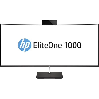 Hp all-in-one pc: EliteOne 1000 G2 - Zwart