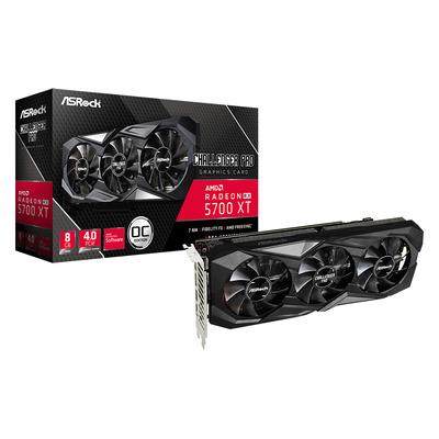 Asrock AMD Radeon RX 5700 XT, 1650MHz, 8GB GDDR6, 256 bit, PCI Express x16 4.0, 1 x HDMI (2.0b), 3 x DP (1.4), .....