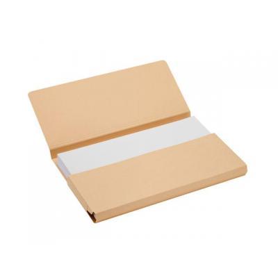 Jalema Pocketzuurvrij Secolor 1-300 vel, chamois, A4 (verpakking 10 stuks) Map - Bruin