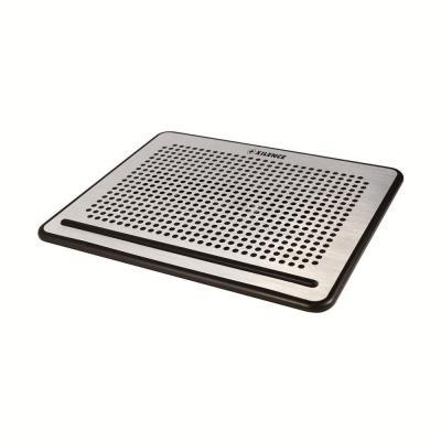 Xilence notebook koelingskussen: Z15 - Zwart, Zilver
