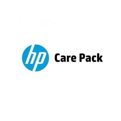 HP U9EC2E garantie