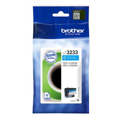 Brother LC-3233C inktcartridges