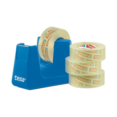 TESA 53908 Tape afroller - Blauw