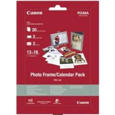 Canon Photo Frame / Calendar Pack Fotopapier