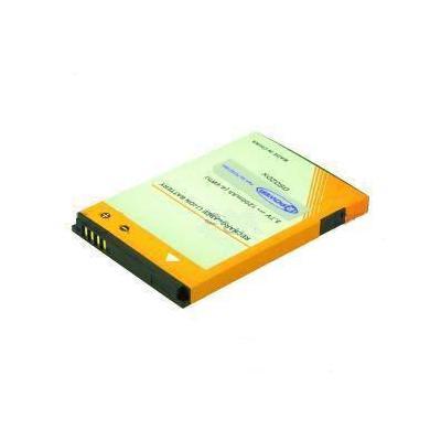 2-power batterij: Battery for - HTC Snap, Li-Ion, Grey/Orange - Grijs, Oranje