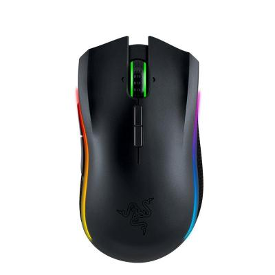 Razer computermuis: Mamba Tournament Edition - Zwart