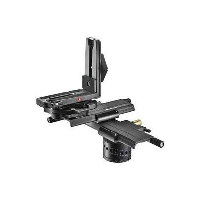 Manfrotto statiefkop: MH 057 A 5-LONG - Zwart