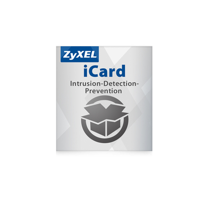 Zyxel iCard IDP 1Y Software licentie