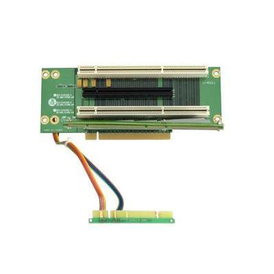 "Chieftec RC2-E16X2R-4, Riser card, to 48.26 cm (19"") IPCs, PCI-E, PCI-X slots Slot expander"