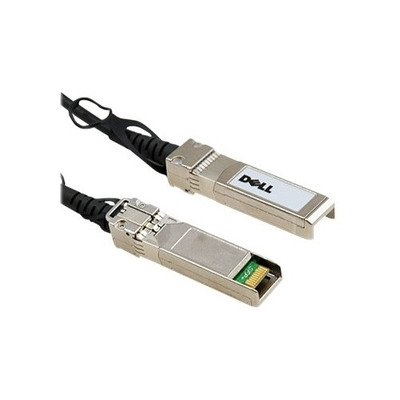 Dell Wyse Dell Networking Cable QSFP+to QSFP+40G Netwerkkabel - Zwart