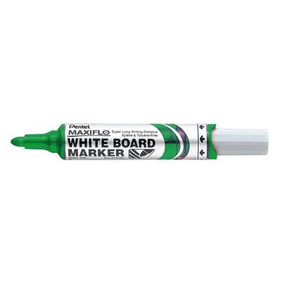 Pentel Maxiflo Markeerstift - Groen, Wit