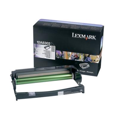 Lexmark E232, E33x, E240, E34x photoconductor kit, 30K Kopieercorona - Zwart