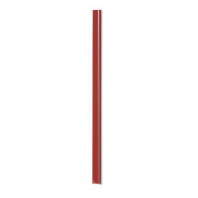 Durable inbinder: Klemruggen A4, 3mm - Rood